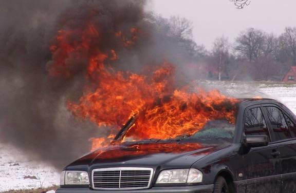 Поджигателя машин из  Горно-Алтайска отправили в тюрьму