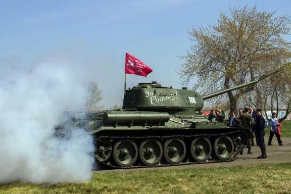 В Омске 9 мая организуют выставку военной техники местного гарнизона