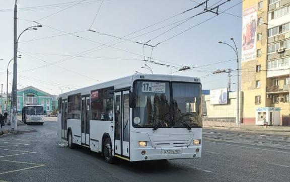 В Кузбассе на время «вынужденных выходных» изменился график работы общественного транспорта