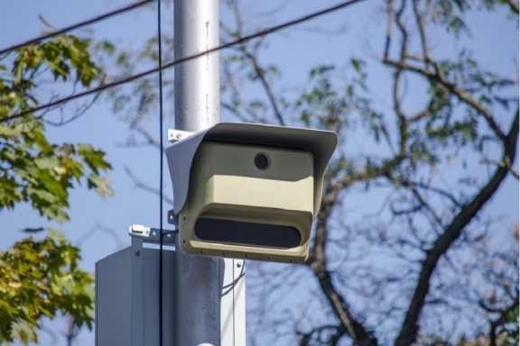 В Красноярске 14 камер фиксации нарушений ПДД не прошли тестирование